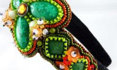haarreifen-haarschmuck-haarband-bead-embroidery-frühlingsgrün-3