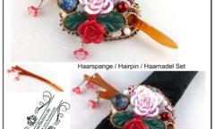 haarspange-barette-hairclip-rosen-1