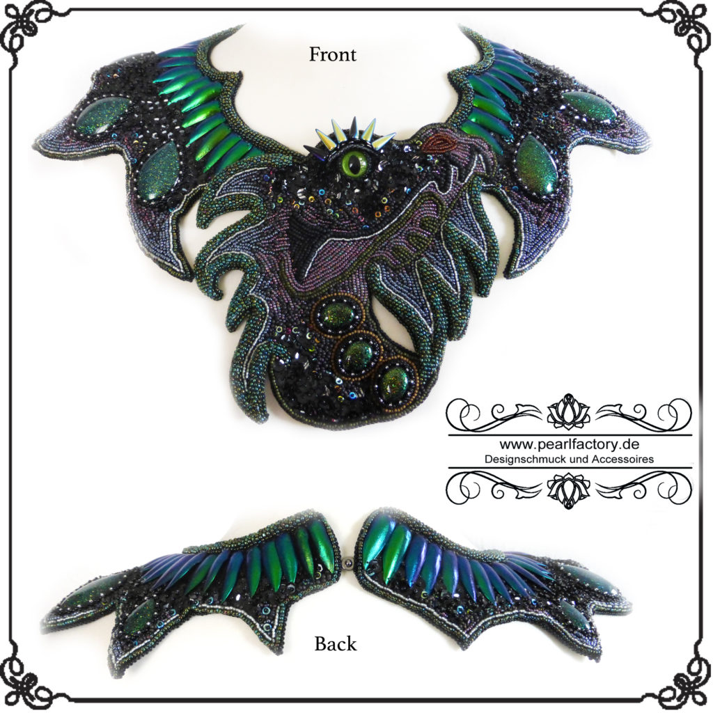 collier-halskette-kette-bead-embroidery-dragon-2a