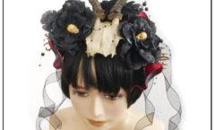 bead-embroidery-gothic-goth-haarreifen-headdress-wgt-3