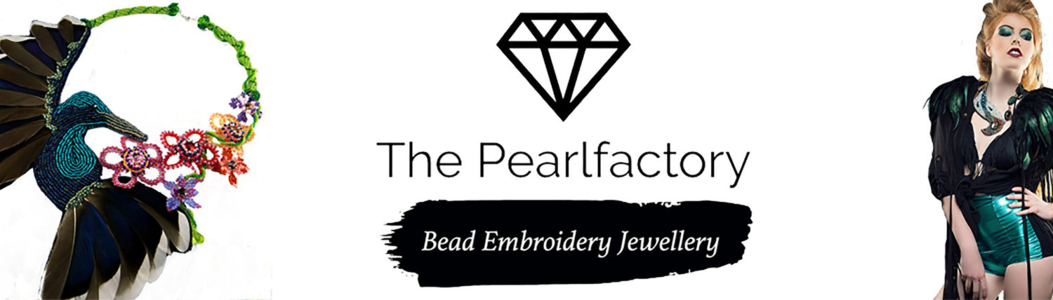 The Pearlfactory – Bead Embroidery, Resin & Kunst
