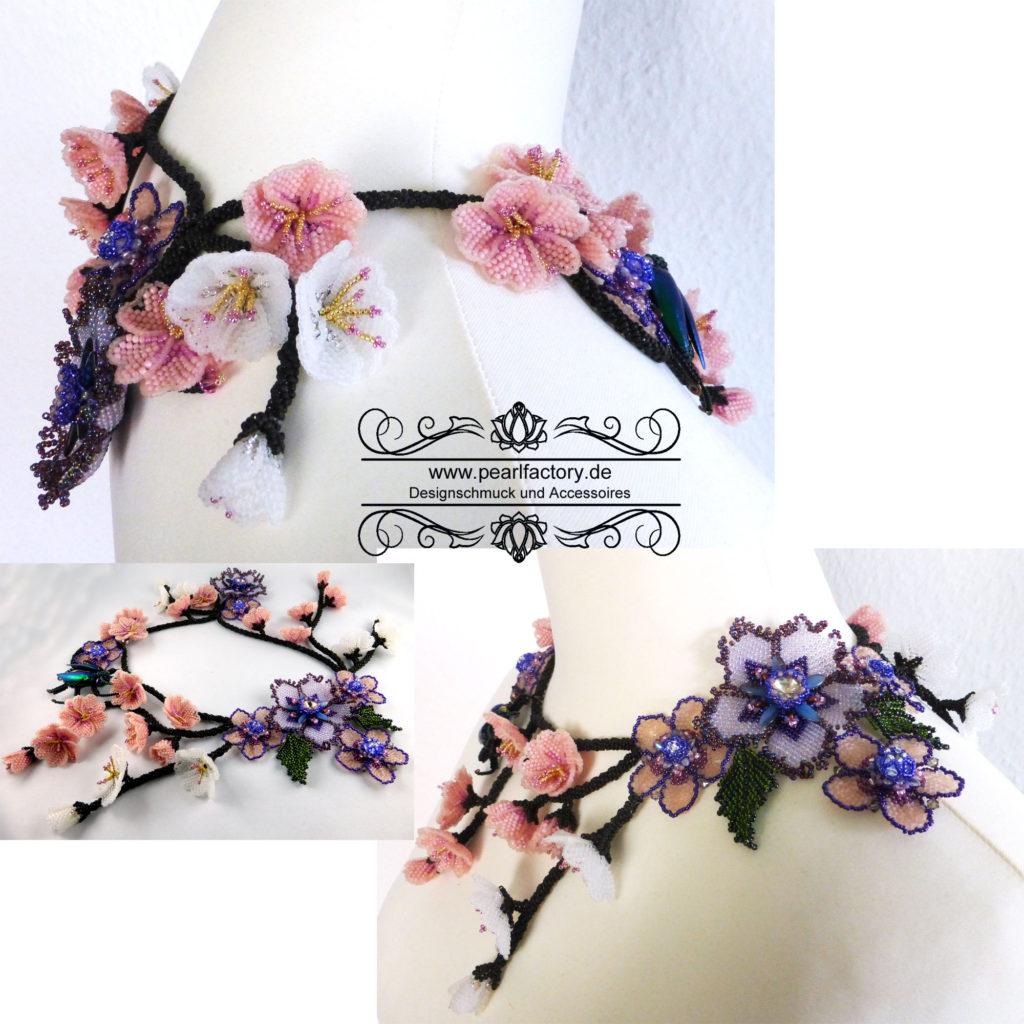 collier-halskette-kette-beadart-beadwork-pearlfactory-sakura-blossom-1a