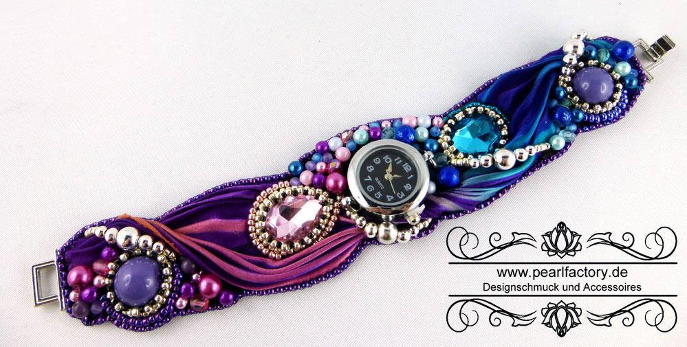 happy-armbanduhr-uhr-armband-shibori-seide-beadembroidery-schmuck-pearlfactory-2