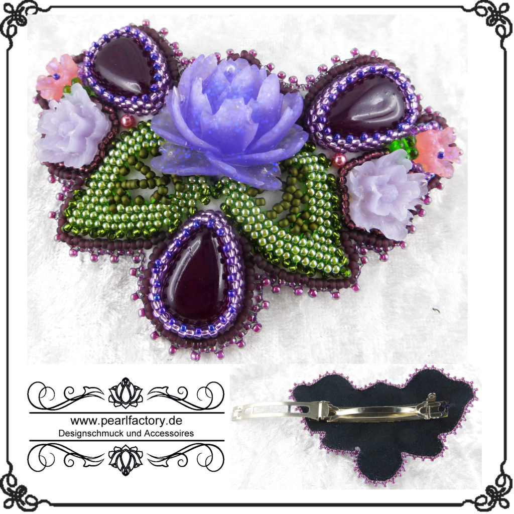 haarspange-haarclip-bead-embroidery-bouquet-1