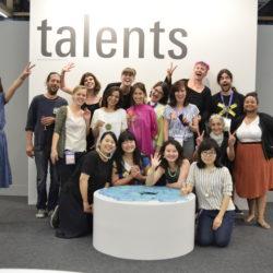 Die talents Künstler